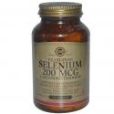 Solgar Selenium 200mg  250 tabs.