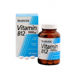 Healthaid Vitamin B12 1000μg 50 tabs