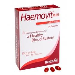 Healthaid Haemovit Plus 30 caps