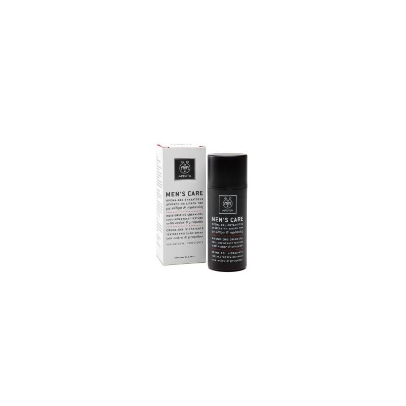 Apivita Ανδρική κρέμα - gel ενυδάτωσης 50ml