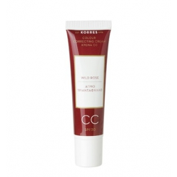 Korres Wild Rose CC-Cream Medium Shade 30spf 30ml