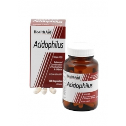 Healthaid Acidophilus (+bifidus) 60 κάψουλες