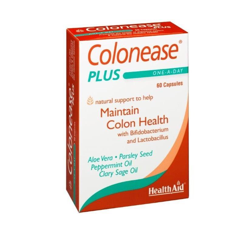 Health Aid Colonease Plus 60 caps