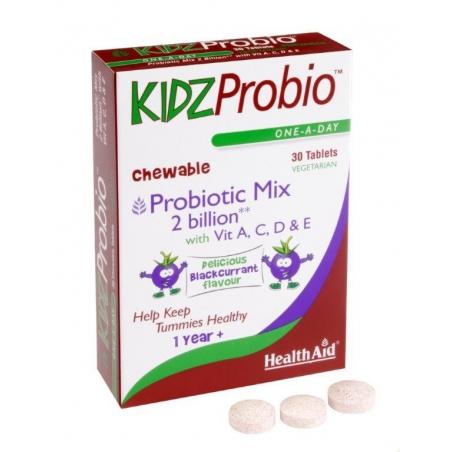 Health Aid KIDZ Probio 30tabs