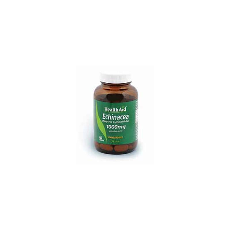 Health Aid Echinacea 1000mg 60 tabs