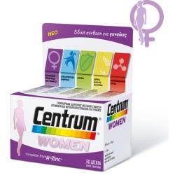 Centrum Women A to Zinc 30 tabs
