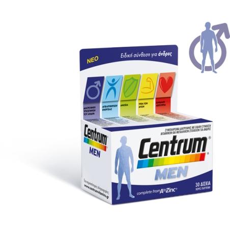 Centrum Men A to Zinc 30 tabs