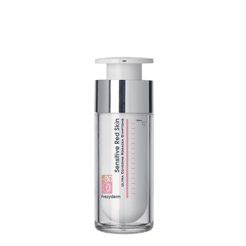 Frezyderm CC Sensitive Red Skin Facial Tinted Cream SPF30 30ml