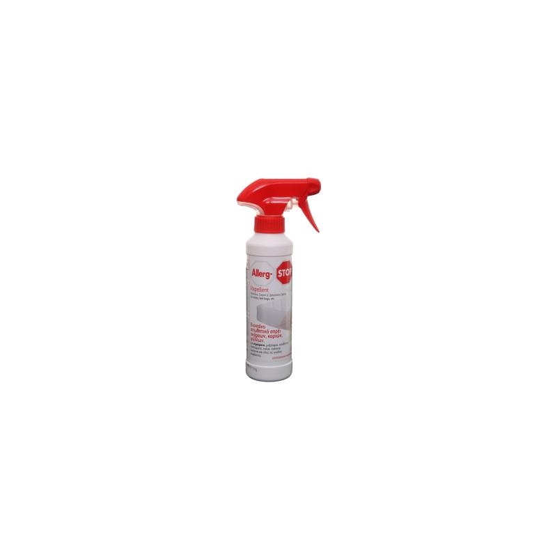 Allerg-Stop Repellent Εγκεκριμένο Βιοκτόνο απωθητικό σπρέι ακάρεων, κοριών και ψύλλων 500ml