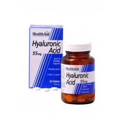 HealthAid Hyaluronic Acid 30 tabs