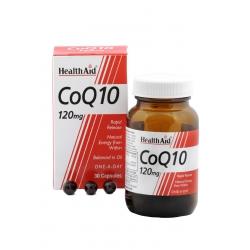 HealthAid CoQ10 120mg 30 caps