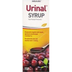 Vivapharm Urinal Syrup 150ml