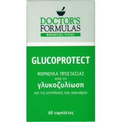 Doctor's Formulas Glucoprotect 60 tabs