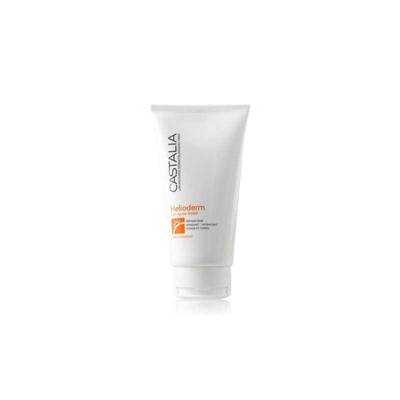 Castalia Helioderm Lait Apres Soleil After Sun 150ml