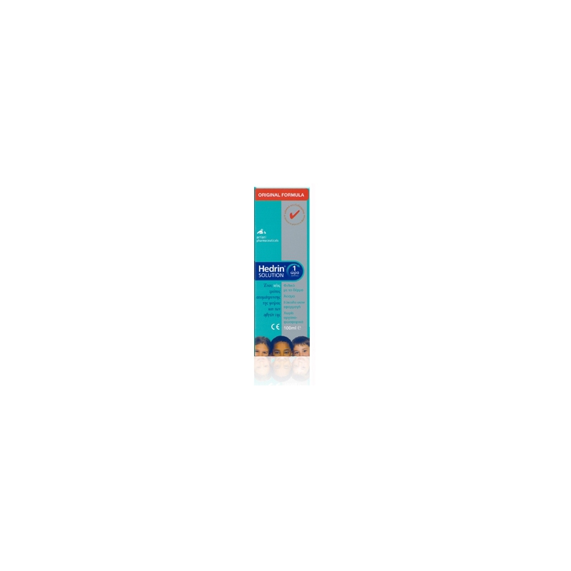 Hedrin Solution 100ML