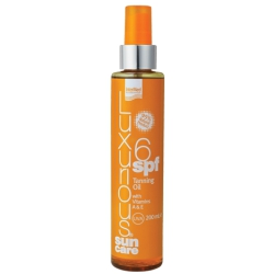 LUXURIOUS SUN CARE TANNING OIL 6 SPF 200ML