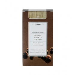 Korres Argan Oil Advanced Colorant 8.1 Ξανθό Ανοιχτό Σαντρέ 50ml