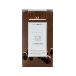 Korres Argan Oil Advanced Colorant 6.3 Ξανθό Σκούρο Μελί 50ml