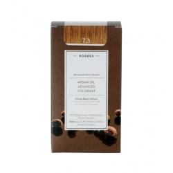 Korres Argan Oil Advanced Colorant 7.3 Ξανθό Μελί  50ml