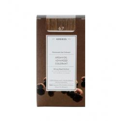 Korres Argan Oil Advanced Colorant 6.7 Κακάο 50ml
