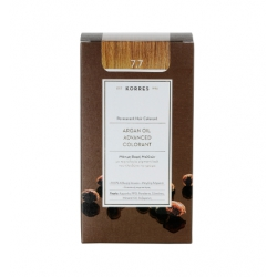 Korres Argan Oil Advanced Colorant 7.7 Μόκα 50ml