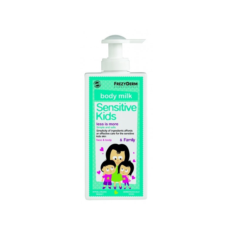 FREZYDERM SENSI KID'S B.MILK FAMILY200ml
