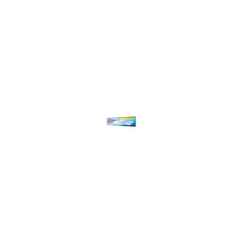 Clearblue PLUS Τεστ Εγκυμοσύνης 2TEM.