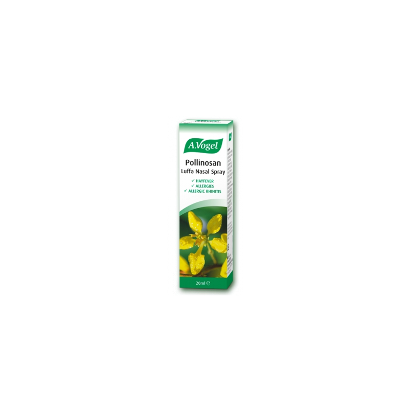 A. Vogel pollinosan  Luffa Nasal Spray 20ml.