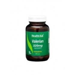HEALTH AID Valerian 320MG 60TAB.