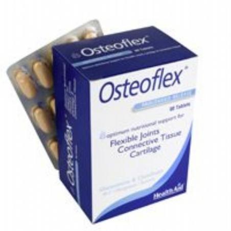 HEALTH AID OSTEOFLEX Glucosamine with Chondroitin 90tab.