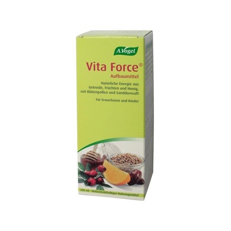 A. Vogel Vitaforce Σιρόπι 200ml