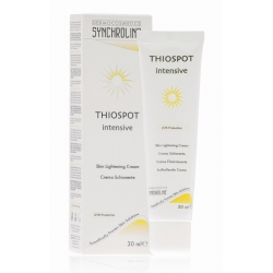 Synchroline Thiospot Intensive  Face Cream 30ml.
