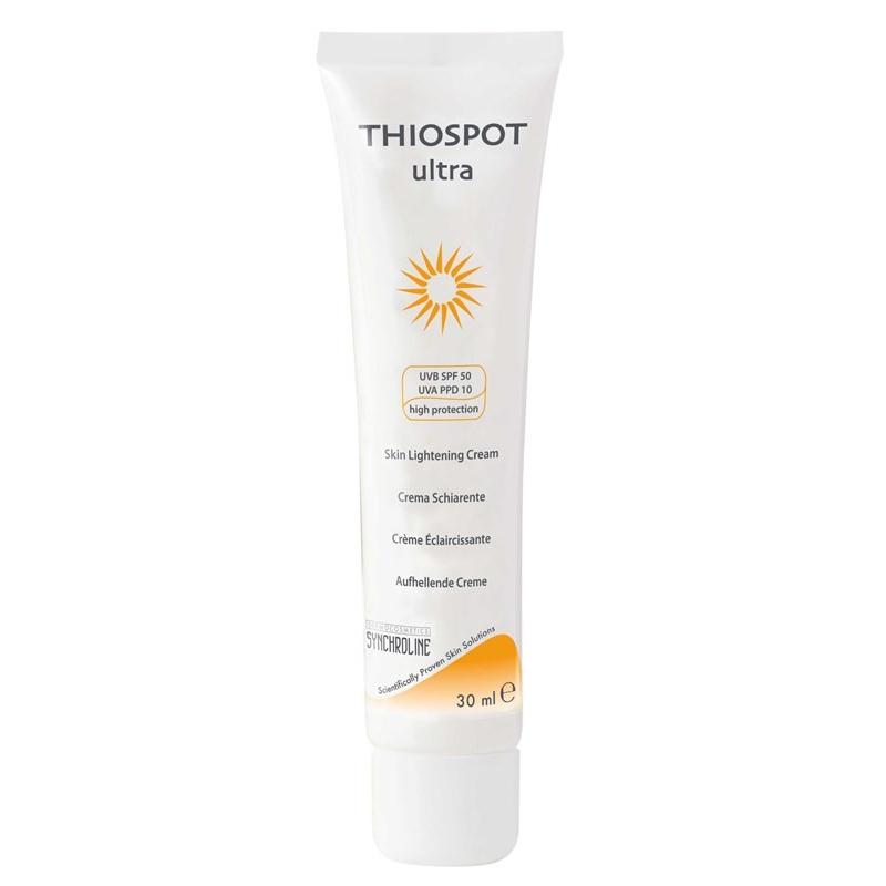 Synchroline Thiospot Ultra Face Cream spf50 30ml.