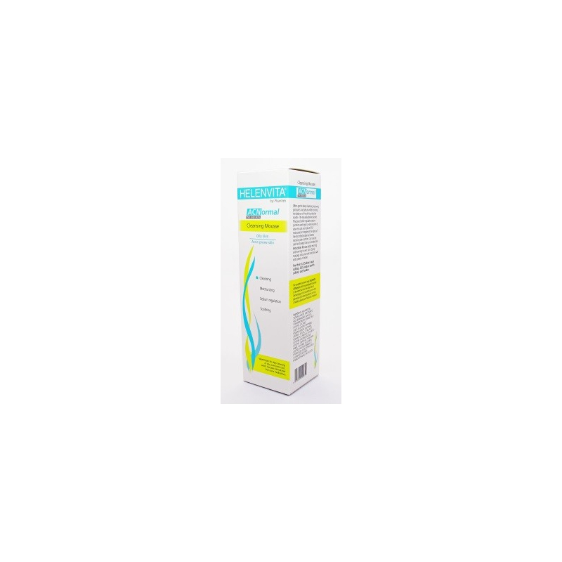 Helenvita ACNormal Cleansing Mousse 150ml.