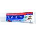 Elgydium Kids Red Berries Παιδική Οδοντόκρεμα 2 έως 6 ετών 50ml