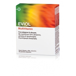 EVIOL MultiVitamin 30soft caps