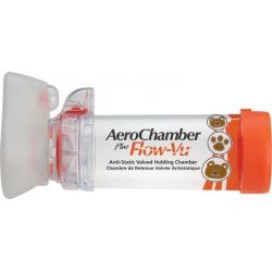 Aerochamber Plus Flow-Vu Βρεφική Μάσκα Small (0-18 μηνών)
