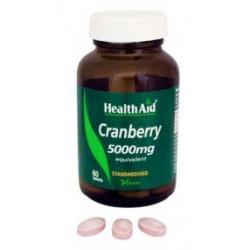 HealthAid Cranberry 5000mg 60tab