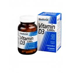 HealthAid VITAMIN D3 5000i.u. 30tab