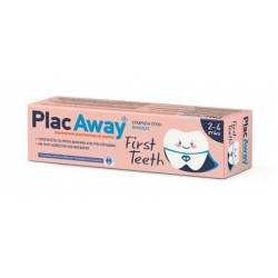 Plac Away first Teeth Οδοντόκρεμα 50ml
