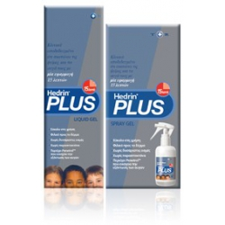 Hedrin Plus Spray Gel 100ml 5011309590517