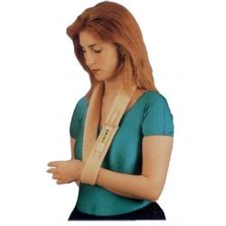 Uriel Ιμάντας Αυτοκόλλητος ρυθμιζόμενος One Size Μπεζ κωδ.82