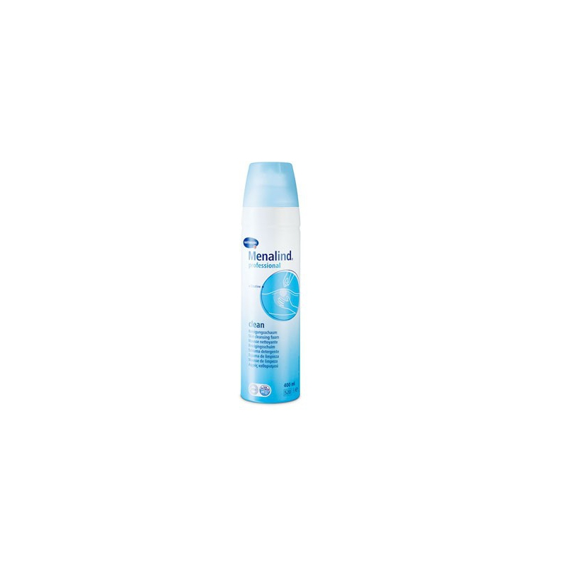 Hartmann Menalind Professional Clean Αφρός Καθαρισμού 400ml