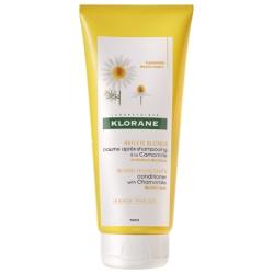 Klorane Baume Apres Shampoo Camomille Μαλακτική Κρέμα Με Χαμομήλι 200ml