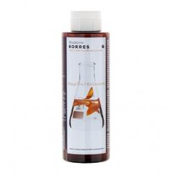 Korres Σαμπουάν Ηλίανθος & Τσάι του Βουνού Για Βαμμένα Μαλλιά 250ml