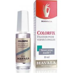Mavala Colorfix Σταθεροποιητικό - Λαμπρυντικό Βερνικιού 10ml