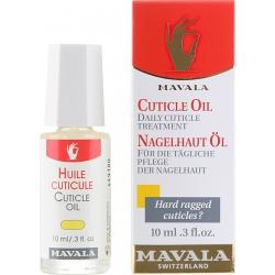 Mavala Cuticle Oil Θρεπτικό Λάδι Ανάπλασης Παρανυχίδων 10ml