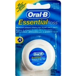 Oral-B Essential Floss Ακήρωτο 50m