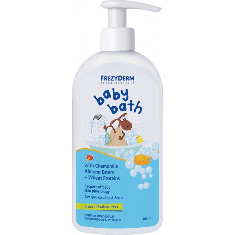 Frezyderm Baby Bath 200 ml+100mlΔώρο