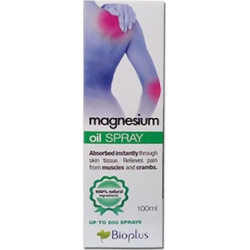 Bioplus Magnesium Oil Spray 100ml
